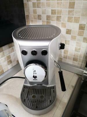 Machine à café expresso Bialetti Tazzissima blanche pour dosettes moulues