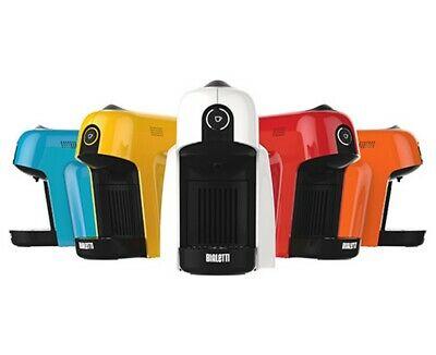 Le monosystème intelligent de machine à café expresso de Bialetti capsule seulement 1200W diverses couleurs