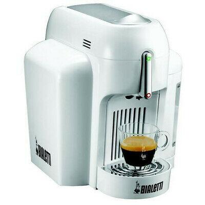 Machine à café à capsules Bialetti Espresso Blanc ou Rouge Mini Express
