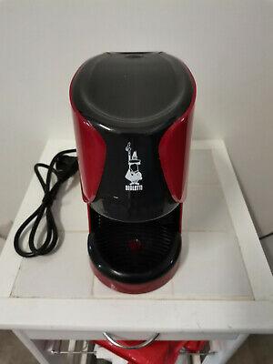 Machine à café expresso Bialetti Opera pour capsules en aluminium - Rouge