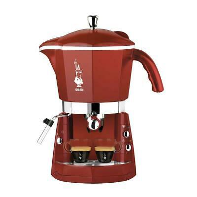 Machine à café expresso Bialetti Mokona CF40 1050 W 1,5 litres 20 bars rouge