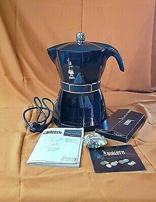 Machine à café expresso Bialetti Mokissima Cf44 Noir