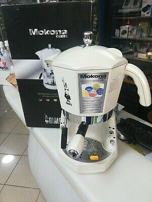 Machine à café expresso Bialetti Dosettes / capsules manuelles MOKONA SILVER CF40