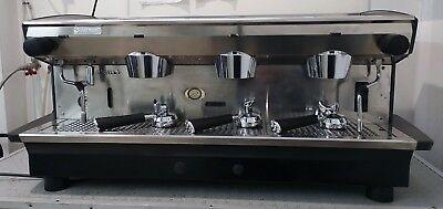 Machine à café expresso professionnelle RANCILIO CLASSE 6 - 3 gr. semi-automatique