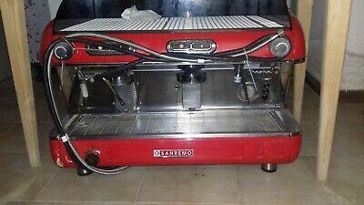 machine à café professionnelle (sanremo) excellent état année 2011