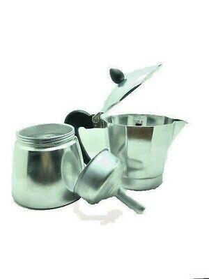 Cafetière MOKA 6 tasses Machine à expresso napolitaine de haute qualité