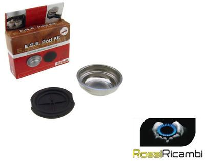 Kit adaptateur de filtre à dosettes pour machine à café pour Gaggia Carezza Deluxe