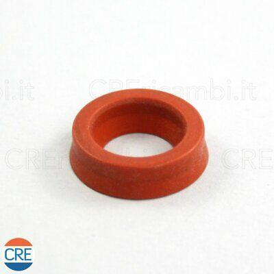 Joint de soupape rouge Gaco 14 mm Original GAGGIA Machine à café - 11007403