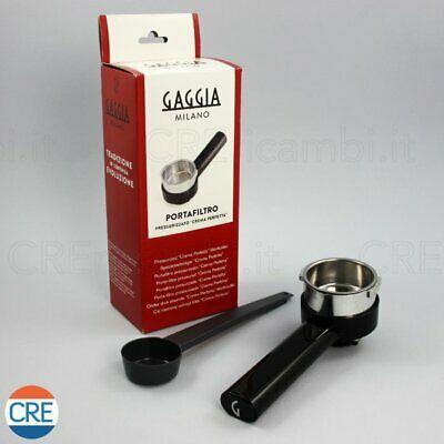Porte-filtre d'origine Gran Crema Gran Gaggia Prestige GAGGIA- 421941312091