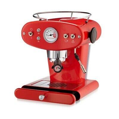 Machine à café expresso moulu Illy X1 Rouge