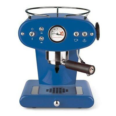 Illy - Machine à café X1 pour CAFÉ MOULU Bleu - Neuf