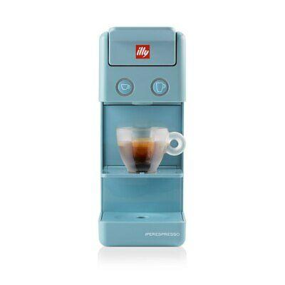 Y3.2 ILLY Espresso & Café Azzurro Amalfi | Machine à café Iperespresso Capusle