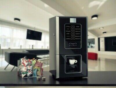 DISTRIBUTEUR DE MACHINE À CAFÉ MITACA I6 ILLY + 300 Coffee (GARANTIE 1 AN)