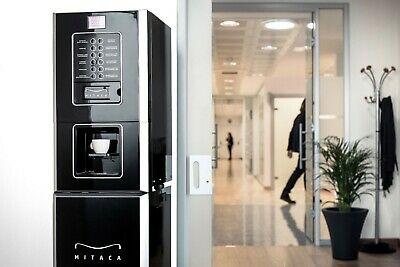 Machine à café Mitaca I6 Illy + 200 cafés (Garantie 1 an)
