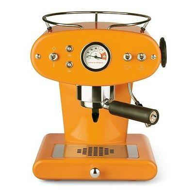 Illy - Machine à café X1 pour CAFÉ MOULU Orange - NOUVEAU