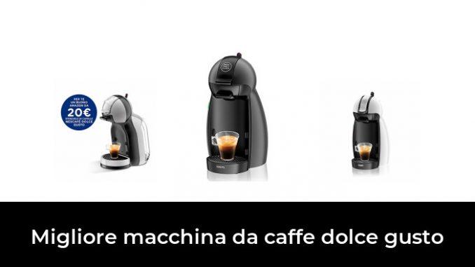 30 meilleures machines à café Dolce Gusto en 2020 Basé sur 485 avis