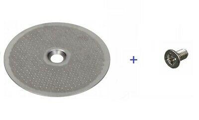 Filtre de douche SAECO GAGGIA avec vis pour machine à café CLASSIC NINA ESPRESSO