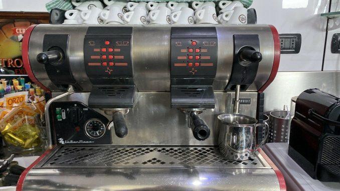 MACHINE PROFESSIONNELLE BARRE À CAFÉ La San Marco Mod. Sprint - 111,00 EUR