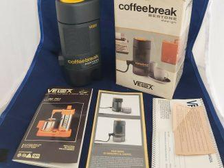 MOKA ESPRESSO CAFETIÈRE Coffeebreak Machine à café Velox Bertone Design - 55,00 EUR