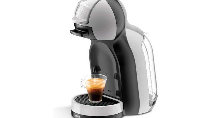 Test de la machine à café Nescafé Dolce Gusto Mini Me KP123BK