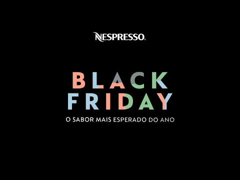 Nespresso Black Friday - Capsules et machines à café en promotion