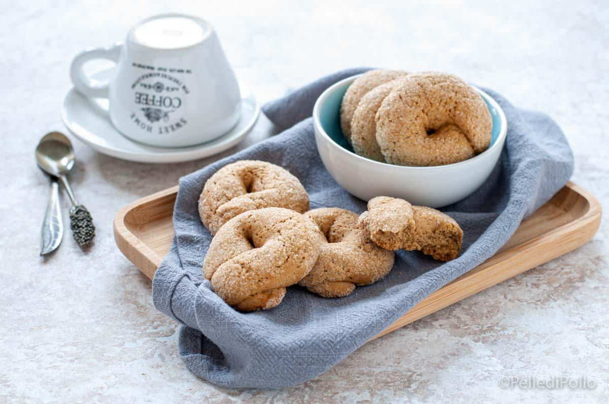 beignets au café