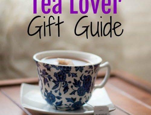 Les meilleurs cadeaux pour les amateurs de thé (vacances 2020)
