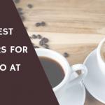 Top 5 des meilleurs moulins à café pour faire de l'espresso à la maison