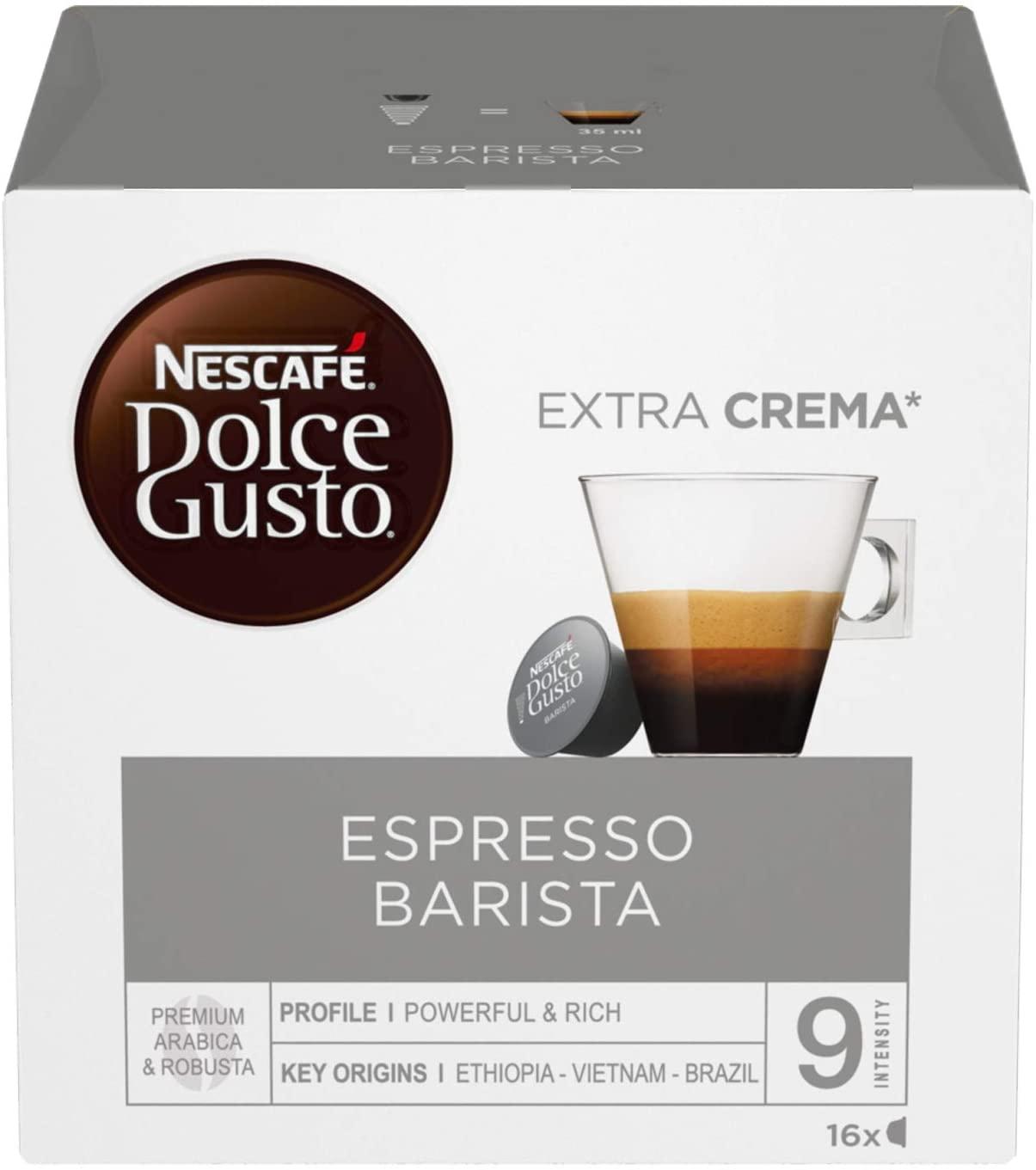 Capsules de café - Nescafè Espresso Barista