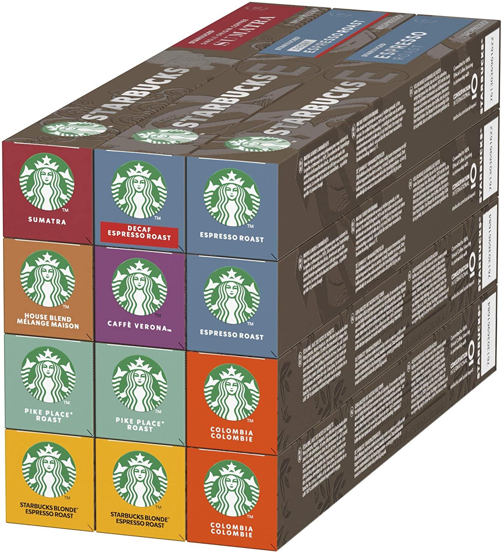 Capsules de café - Starbucks par Nespresso
