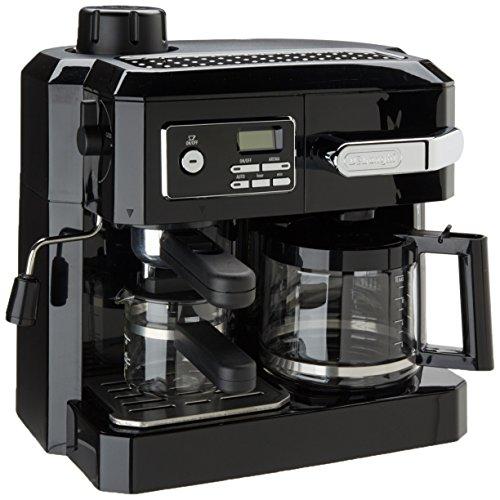 DeLonghi BCO320T Combinaison de café espresso et goutte à goutte - Noir