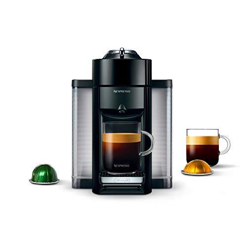 Machine à café et expresso Nespresso Vertuo par De'Longhi, noir