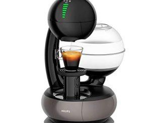 Nescafé Dolce Gusto Expert by Krups KP3108K Machine automatique pour expresso et autres boissons, 1500 W, noir / gris titane