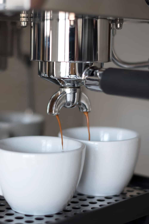 meilleur combo de machine à café et à espresso