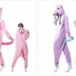 Un pyjama licorne pour les petits et les grands !