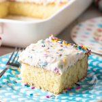 La meilleure recette de gâteau à la vanille maison jamais!