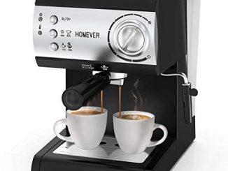 Machine à café espresso Homever »Pepper.it