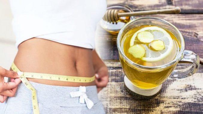 Plan de régime amaigrissant: le thé vert et le gingembre peuvent aider à brûler des calories et accélérer la perte de graisse