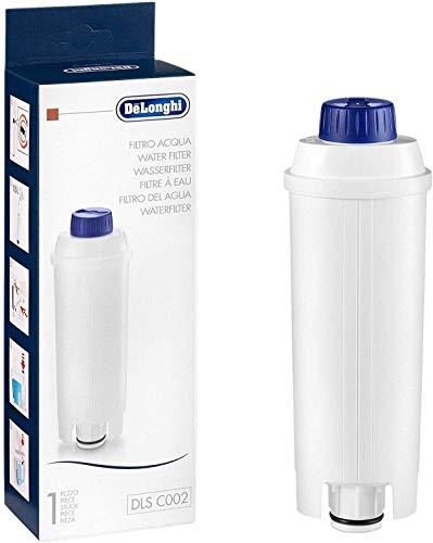 Filtre De'Longhi DLSC002 pour l'eau de machine à café, filtre à eau d'adoucisseur