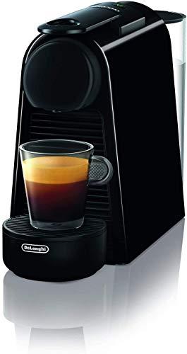 Machine à expresso De 'Longhi En85.B avec système Nespresso Essenza, 1370 W, 0,6 millilitres, plastique, noir