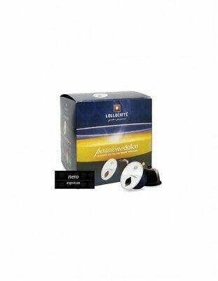 Capsules compatibles NESCAFE DOLCE GUSTO Lollo Caffè BLACK blend