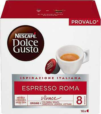 Nestlé Nescafé Dolce Gusto Espresso Rome 12400004