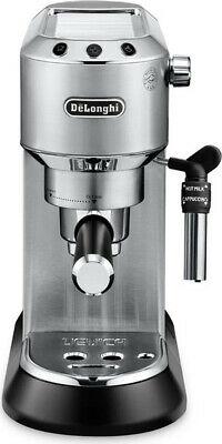 De Longhi Machine à café expresso Cappuccinatore Pods EC 685.M Dedica Style