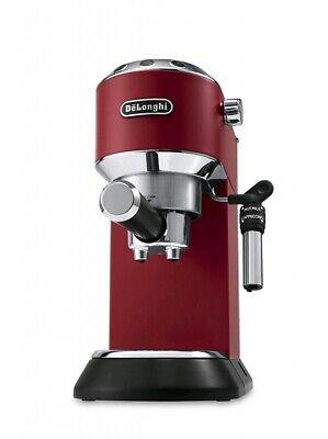 De Longhi EC 685.R Dedica Style - Machine à café manuelle et à dosette, # 0675