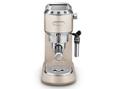De Longhi Dedica Metallics EC 785.BG Beige Machine à café Italie Garantie
