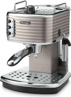 Dosettes et poudre de machine à café De Longhi Espresso Scultura ECZ 351.BG