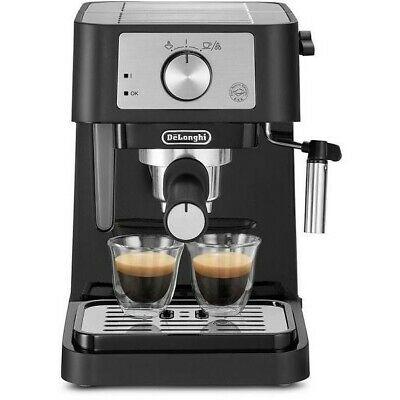 De Longhi EC260.BK machine à café poudre et dosettes power 1100 couleur noire