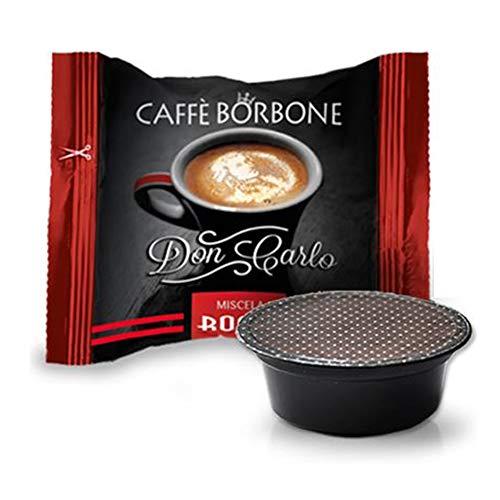 200 gélules compatibles Lavazza A Modo Mio Caffe 'Borbone Don Carlo Red Blend