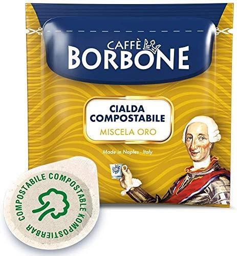 300 dosettes de café originales 44 mm Bourbon Gold Blend