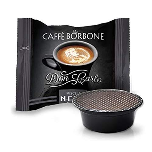 400 gélules Borbone Don Carlo noir compatibles à ma façon